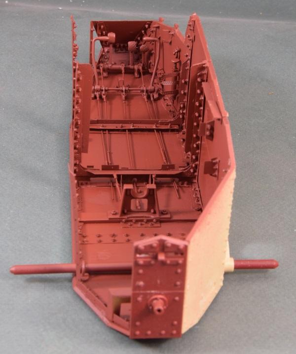 FT-17 Takom 1:16 - Page 5 Montage-flan-droit3