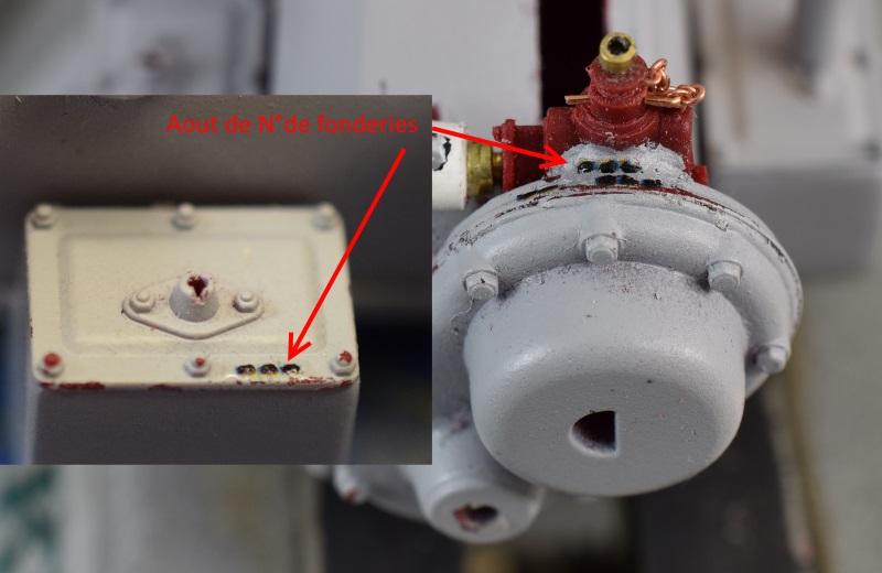 FT-17 Takom 1:16 N-de-fonderie-moteur